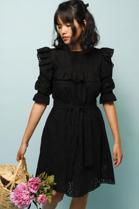 Emerson Fry Elsa Dress - Black