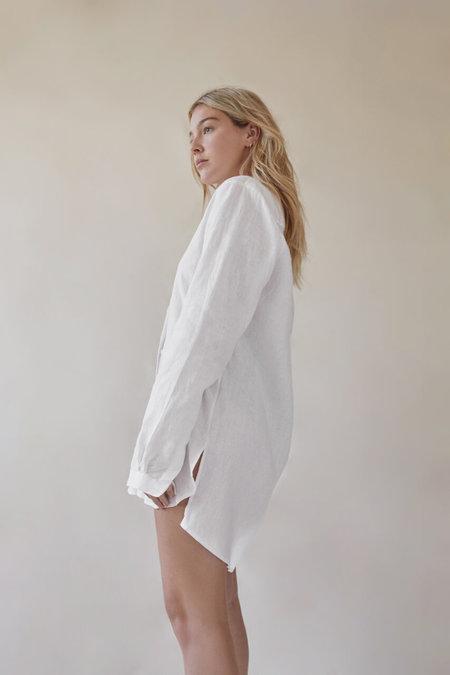 Chance & Fate Long Linen Shirt