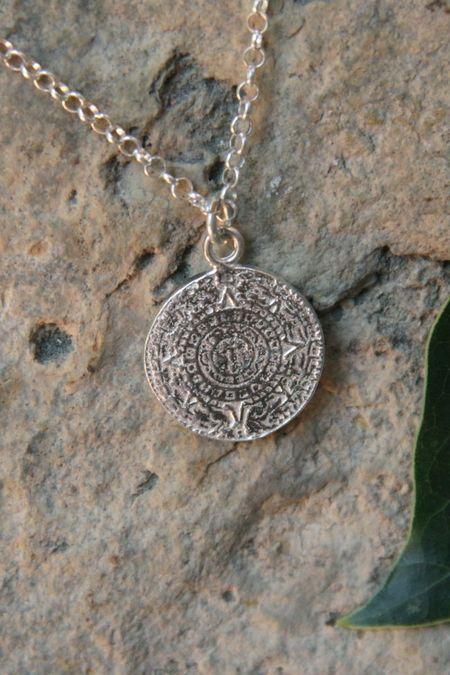 The CANO Shoe Maia Pendant Necklace - Silver