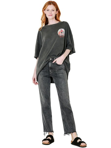 Citizens Of Humanity Daphne Crop High Rise Stovepipe denim - Free Fall