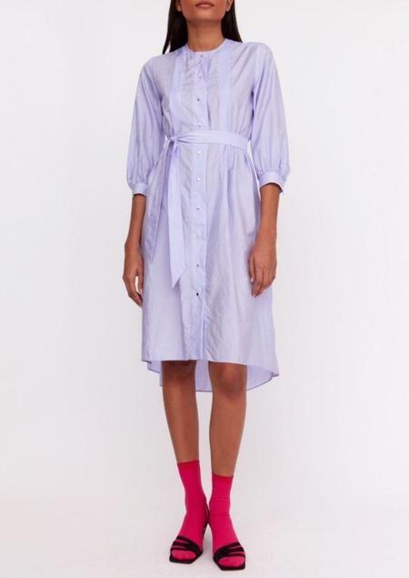 Roseanna Taffeta Palerme Dress - Lavender