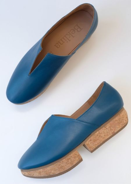 Beklina Tetouan Loafer - Persian Blue
