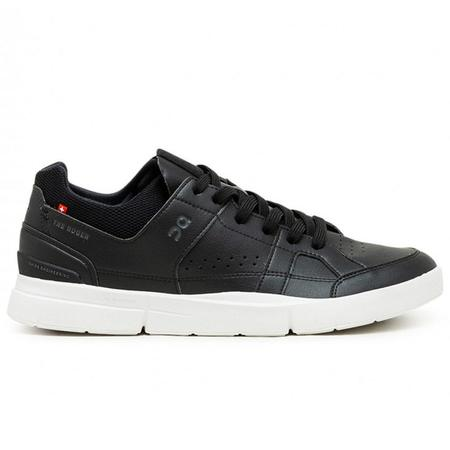 ON Running The Roger Clubhouse SHOES - Black/White