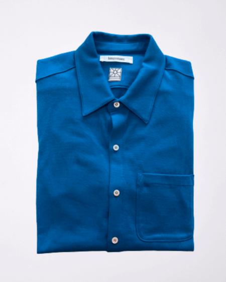 Bellariva Cotton Shirt - Bluette