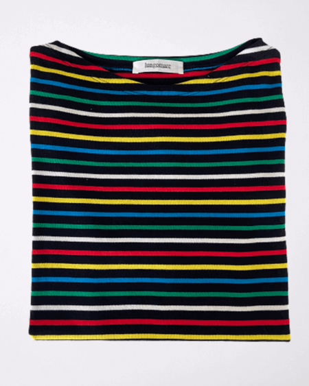 Gelsomina Cotton  T-shirt - Multicolor