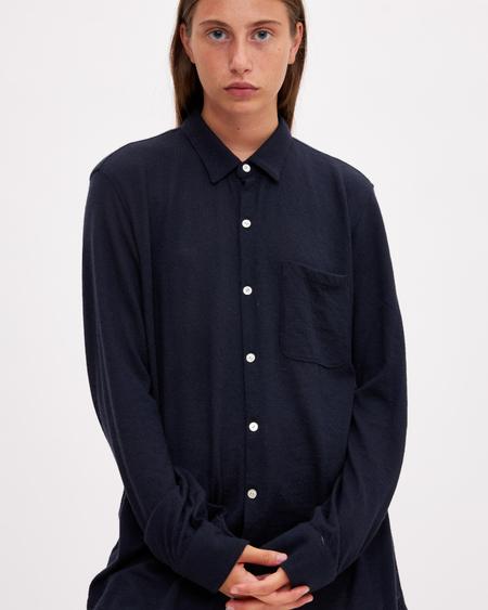 Bellariva Merinos Shirt - Blue