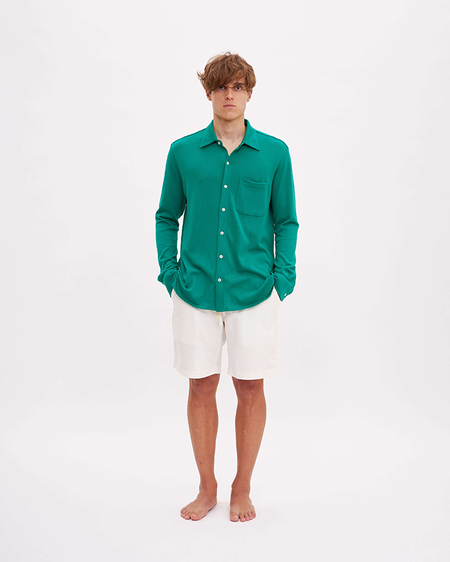 Bellariva Cotton Shirt - Bandiera