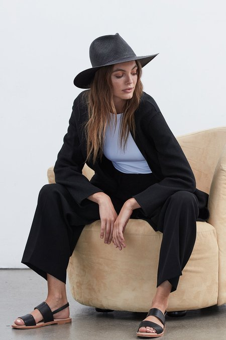 Janessa Leone Maddox Hat - Black