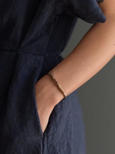 Mizisham - Silver Bracelets (sold separately)