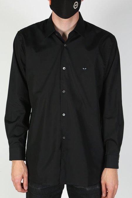 Comme Des Garçons Little Black Heart Shirt