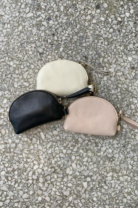 TAH Half Moon Coin Purse bag