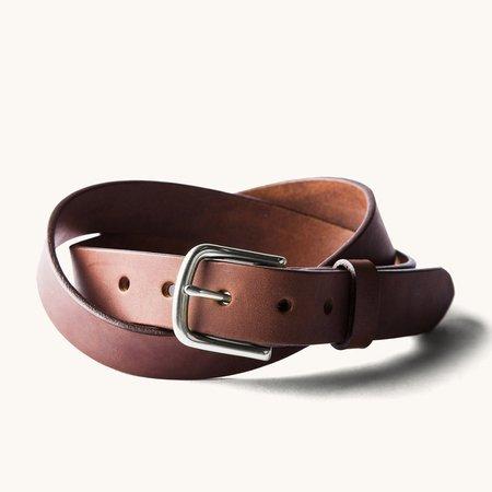 Tanner Goods Classic Belt - Cognac