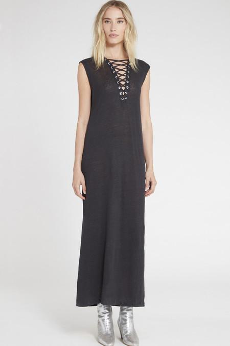 IRO DAISY DRESS - BLACK