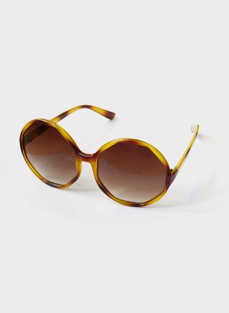 Meg Sunglasses - BROWN