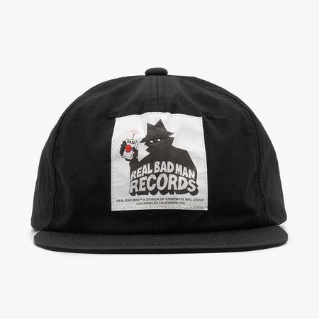 Real Bad Man RBM Nylon Hat - Black