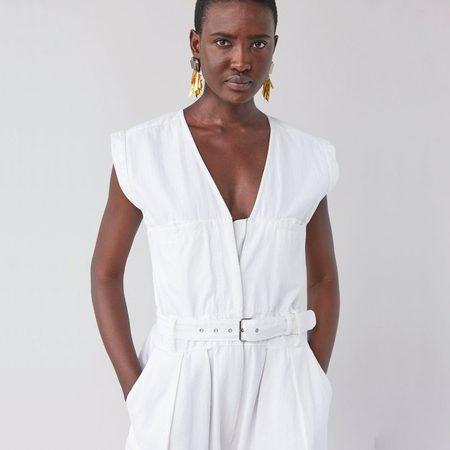 Rachel Comey Sahara Jumpsuit - White