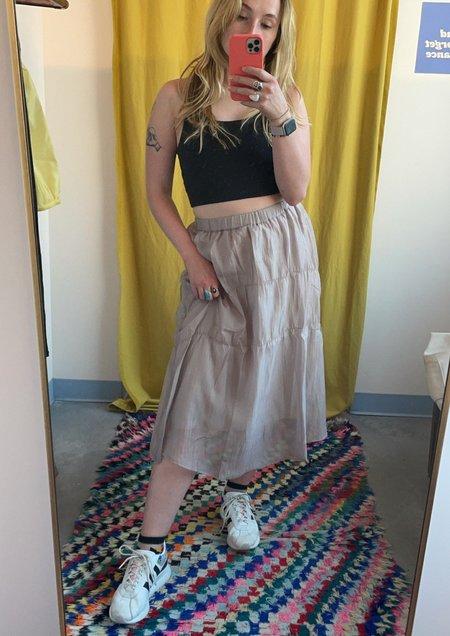 Just Female Pompano skirt - natural