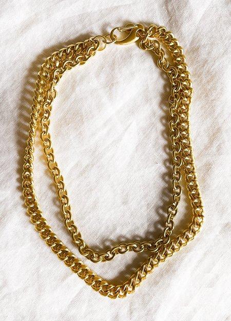Dea Dia Aurelia NECKLACE - Gold Plated