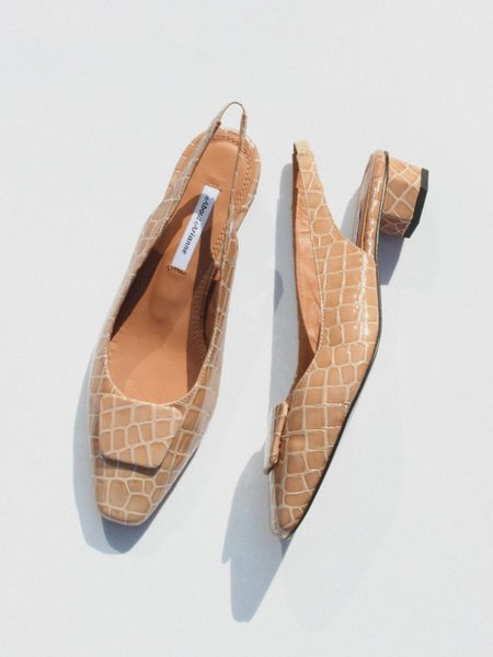 About Arianne Galo Slingback - Beauty Coco
