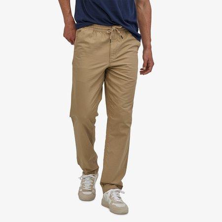 Patagonia Men's Lightweight All-Wear Hemp Volley Pants - Mojave Khaki