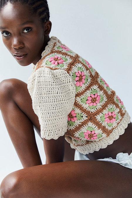 Tach Clothing Nuria Cardigan - multi