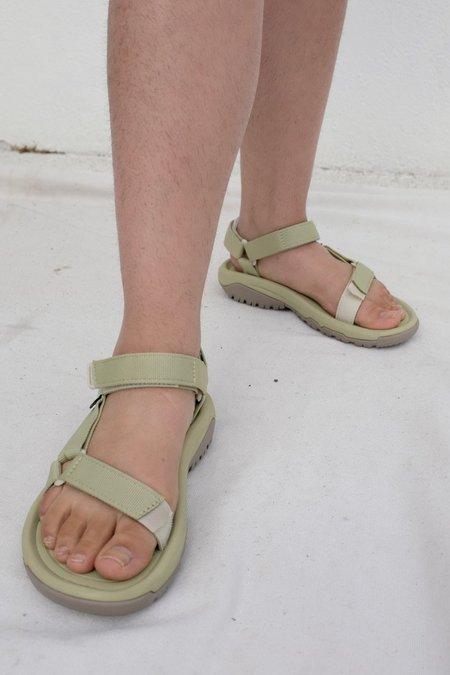 Teva Hurricance XLT2 sandals - sage Green