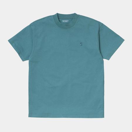 CARHARTT WIP S/S Sedona T-Shirt - Hydro