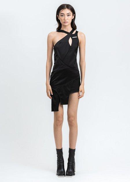 Heliot Emil Woven Dress - Black