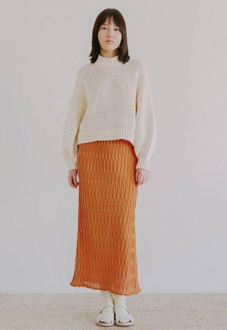 Rus Hakate Sweater - Eggshell
