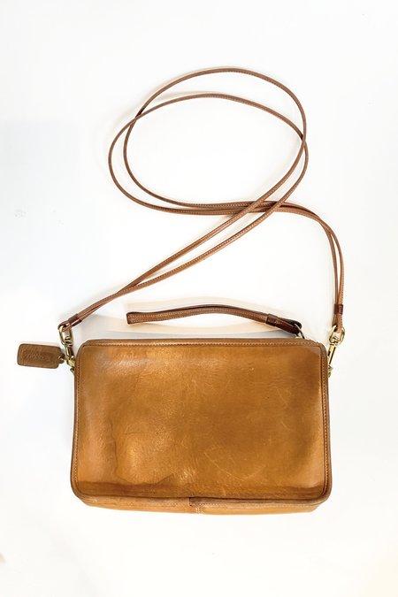 Coach Basic Bag - British Tan