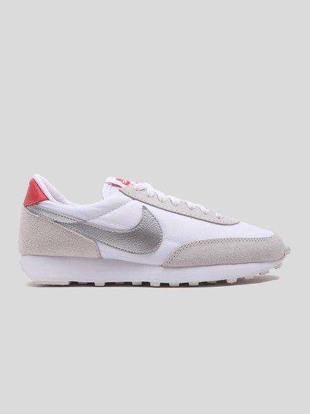 Nike DBreak Sneakers - Summit White/Metallic Silver