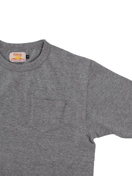Sunray Sportswear Hanalei SS Pocket Tee - Hambledon Grey