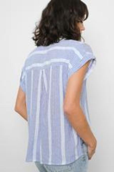Rails Whitney Shirt - Levanzo Stripe