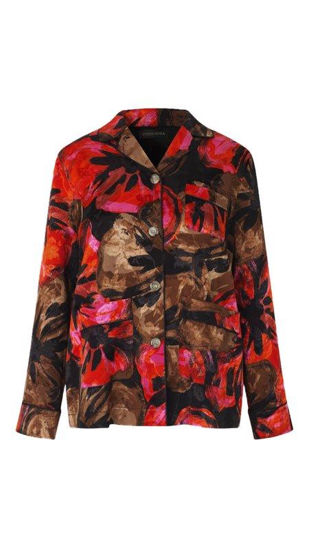 Stine Goya Tjasa Shirt - Opium Brown