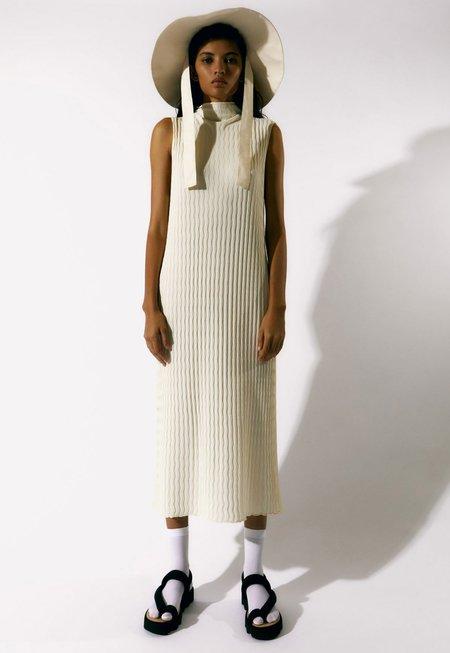 Rus Umi Dress - Chalk