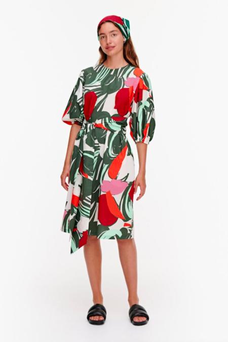 Marimekko Havtorn Iso Mehu Dress