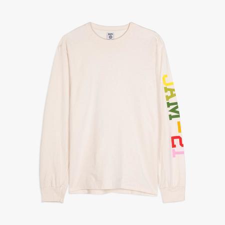 JAM 21 Long Sleeve T-shirt - Tan