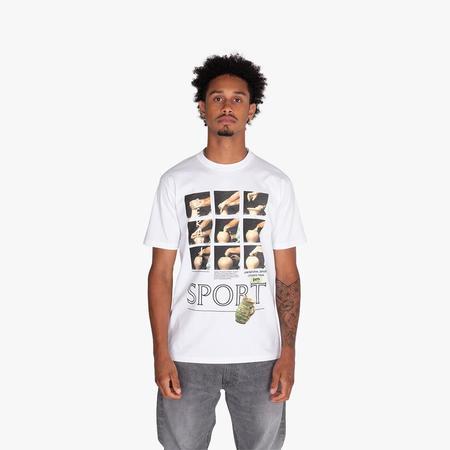 JAM Ceramic Sport T-shirt - White