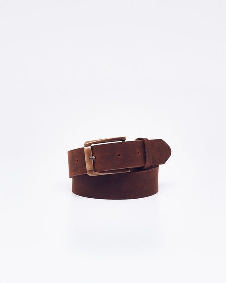 Nisolo Owen Belt - Oak
