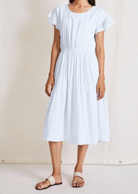Apiece Apart Puntarena Dress - Sky