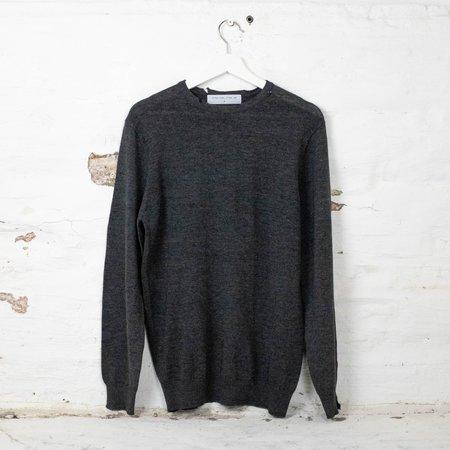 unisex Little High, Little Low KURT KNIT sweater - charcoal