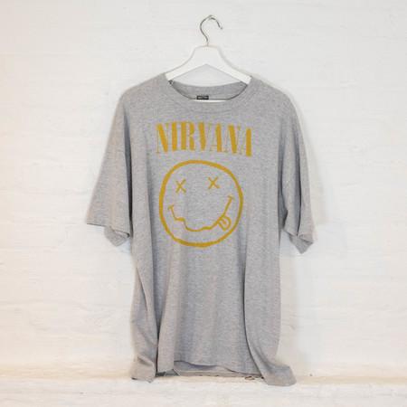Vintage Nirvana TEE - GRAY