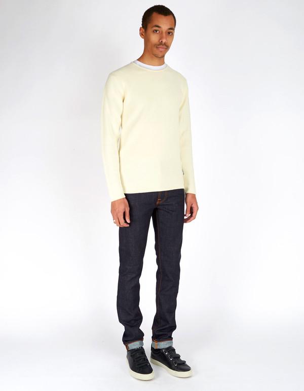 Men's Minimum Reiswood Sweater Ivory