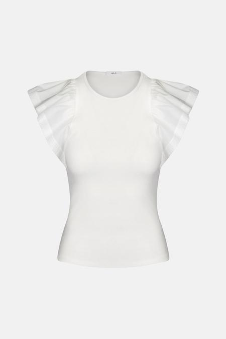 A.L.C. Lucinda TShirt - White