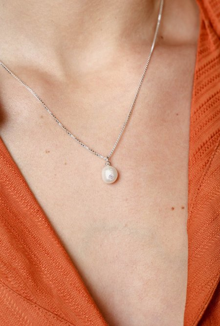 Wolf Circus Clementine Necklace - sterling silver