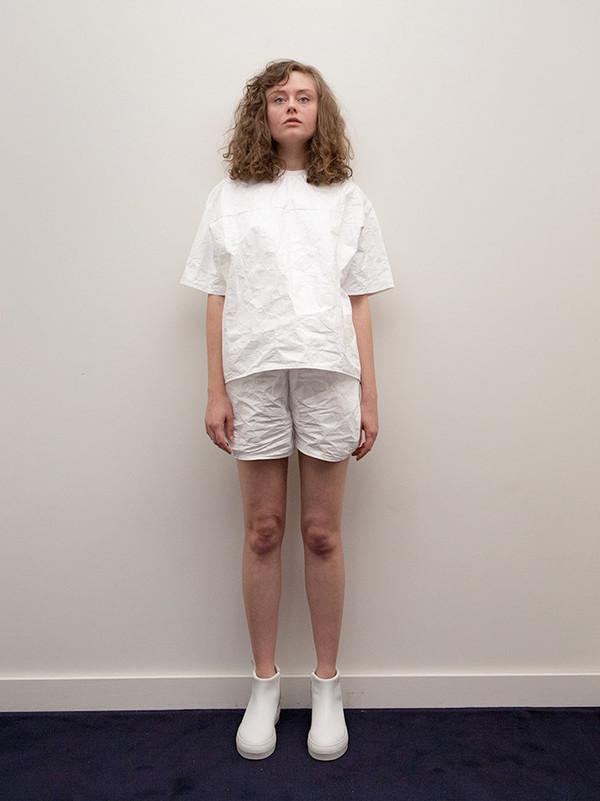 House of 950 Tyvek Sleeper Shorts