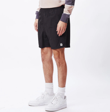 Obey Easy Relaxed Short - Black