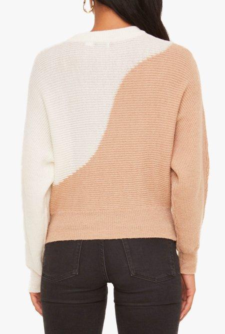 Azalea  Jordyn Two Tone Sweater