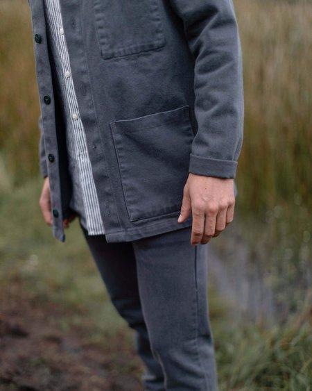 Alex Crane Kite Jacket - Ink