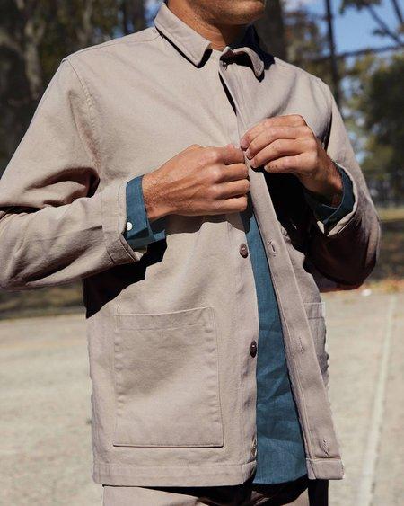 Alex Crane Kite Jacket - Sand